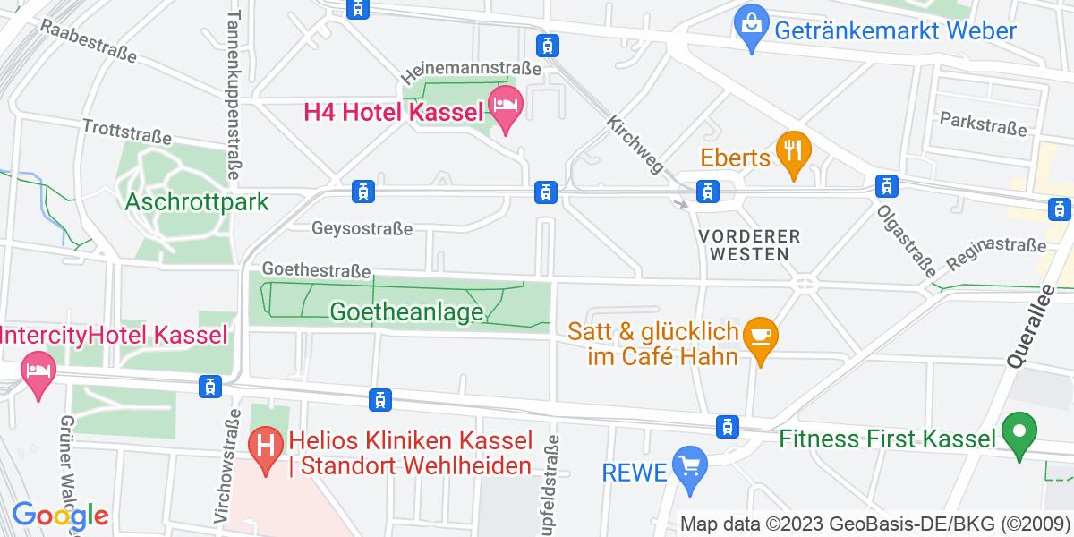 Eckstein Kassel Speisekarte